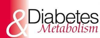 An Impeto medical article in press in Diabetes and metabolism
