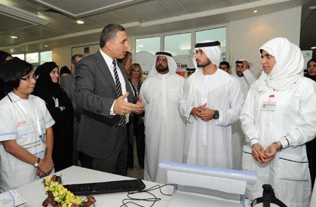 The Dubai Health Authority (DHA) adopts EZSCAN